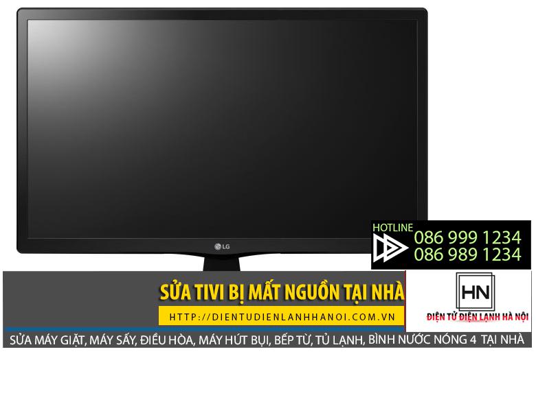 Tivi bị mất nguồn do nhiều lý do khác nhau